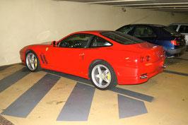 Ferrari 550 selber fahren, Deutschlandweit