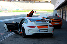2 bis 15 Runden, Porsche 911 GT3, Lausitzring