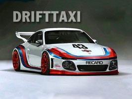 PORSCHE G-FORCE Drifttaxi Co Pilot, Nürburgring Drift Fahrsicherheitscenter (Vertragspartner Code: ASD)