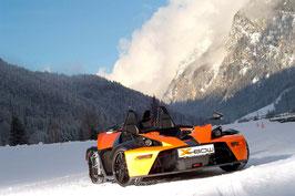 15 bis 100 Minuten, Winter Cup, KTM X-BOW selber fahren & Renntaxi, Zenzsee Tragöß, Steiermark