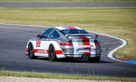 2 bis 15 Runden, Porsche 911 GT3 Renntaxi Co Pilot, Oschersleben