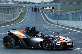 Ca. 15 Minuten oder ca. 30 Minuten 3 Runden KTM X-BOW Renntaxi oder  KTM X-BOW selber fahren, Lausitzring