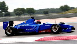 6 bis 20 Runden Formel 1 selber fahren + Formel 4 Training, Paul Ricard (F)