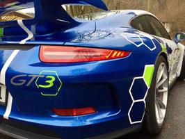 4 Runden, Porsche 911 991 GT3 Renntaxi Co Pilot, Bilster Berg (Vertragspartner Code: GL)