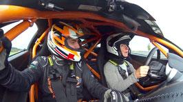 2 bis 15 Runden, McLaren MP4-12C, Sachsenring