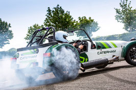 1/2 TAG, Caterham Drift Experience, Nürburgring (Vertragspartner Code: HRC)