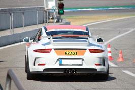 2 bis 15 Runden, Porsche 911 GT3 Renntaxi Co Pilot, Groß Dölln