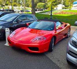 Ferrari 360 selber fahren, Deutschlandweit, Österreich