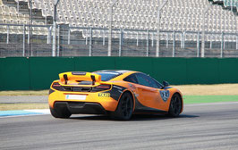 2 bis 15 Runden, MC Laren MP4-12C Renntaxi Co Pilot, Hockenheimring