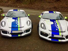 3 Runden, Porsche 911 991 GT3 Renntaxi Co Pilot, Spa Francorchamps (Vertragspartner Code: GL)