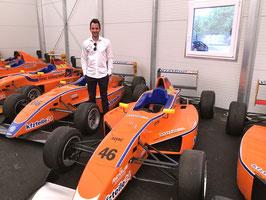 10 Runden, Formel Masters selber fahren, Spreewaldring (Vertragspartner Code: SR)