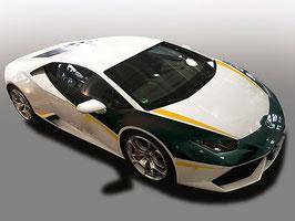 2 bis 15 Runden, Lamborghini Huracan o.ä. Modell Renntaxi Co Pilot, Spreewaldring