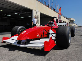 6 bis 20 Runden Formel 1 Master AGS Lenkradschaltung selber fahren + Formel 3 Training, Paul Ricard (F)
