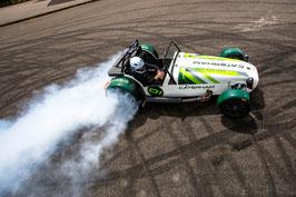 1 TAG, Caterham Drift & Slalom Experience, Nürburgring (Vertragspartner Code: HRC)
