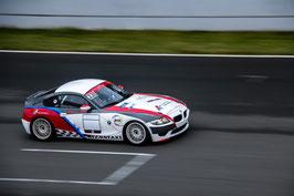 3 oder 6 Runden, BMW Z4M SP6 Renntaxi, Sachsenring