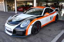2 bis 15 Runden, Porsche 911 GT3, Hockenheimring