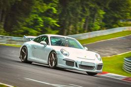 6 bis 10 Runden, Porsche 911 991 GT3, Circuito de Jerez