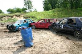 12, 24 oder 36 Runden, Stock Car fahren, Stendal / ACHTUNG: Erst ab einer Gruppe von MINIMUM 3 Personen buchbar!!!