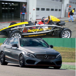 NEU: 1.000 PS Motorsport Event im Formel Ariel Atom Rennwagen o.ä. & AMG Mercedes o.ä., Deutschlandweit mehrere Orte! (Vertragspartner Code: HR)