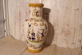 Vase Moustiers réplique du 18è - Fabrication début 20è siècle