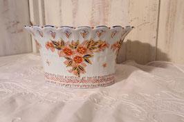 Corbeille AG Bayeux Porcelaine de Limoges