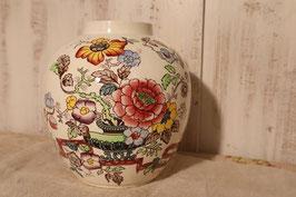 """Vase Mason's """"Nabob"""" England"""