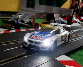 EXR-1010 BMW Z4 GT3 24h Dubai 2011 No.17 Team Engstier1:24