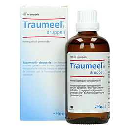 Traumeel druppels