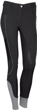 Harry's Horse rijbroek extreme full grip black