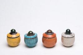 Petites boites Raku
