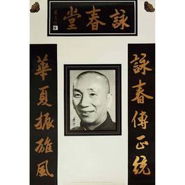 Poster Gran Maestro Yip Man
