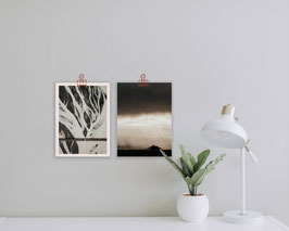 Poster-Bundle 'Icy Thing' (A4)