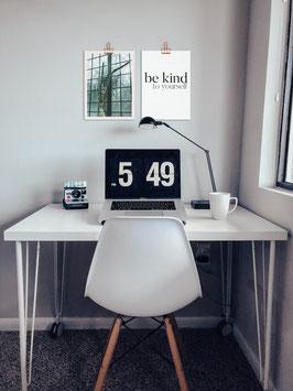 Poster-Bundle 'Be Kind' (A4)