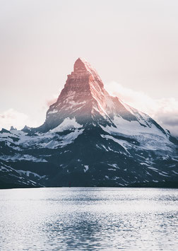 Chocolate Peak by Noah Raaflaub
