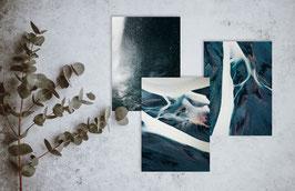 Postkartenset 'Volcanic Pearls'