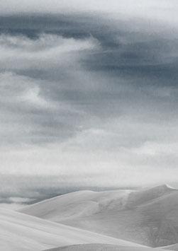 Painted Dunes No 1 by Bernd Sadlo