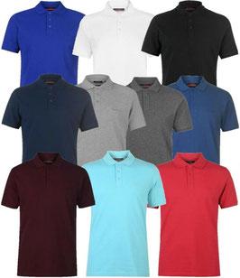 ✔ Pierre Cardin Herren Polo Shirt Plain