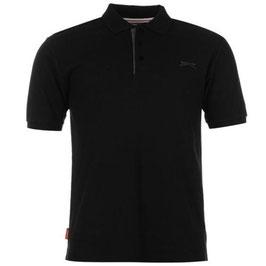 ✔ Slazenger Herren Poloshirt Plain