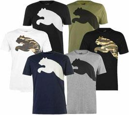 ✔ Puma BIG CAT Herren T-shirt
