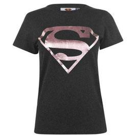 ✔ Character Superman Damen T-Shirt