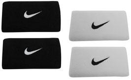 Nike Swoosh Doublewide Schweißband -Schwarz o. Weiß