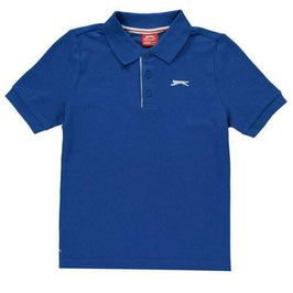 ✔ Slazenger Kinder Polo Shirt Plain