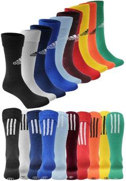 ✔ Adidas Santos 3-Stripe Stutzen