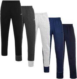 ✔ SLAZENGER Herren lange Jogginghose Fleece Pants