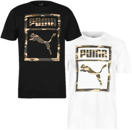 ✔ Puma Camo Box Herren T-shirt