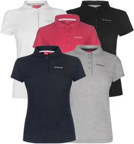 ✔ La Gear Pique Damen Poloshirt