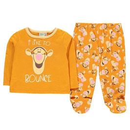 ✔  2 tlg. DISNEY TIGGER Baby Schlafanzug Jungen