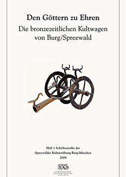 Schriftenreihe Spreewälder Kulturstiftung