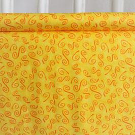 Kringel orange, gelb