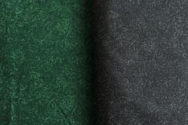 Barockes Muster, grün/grau, Timeless Treasures, PW